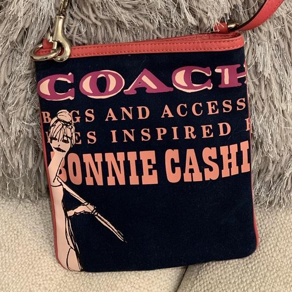 Coach Handbags - Authentic Coach Bonnie Cashin crossbody handbag